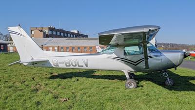 G-BOLV - Cessna 152 - Private