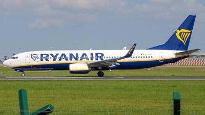 A picture of EIGJS - Boeing 7378AS - Ryanair - © Pj Mackey