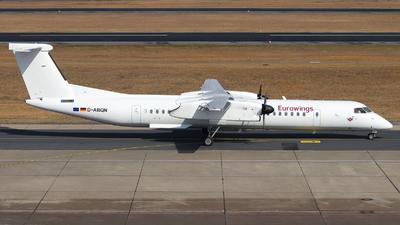 D-ABQN - Bombardier Dash 8-Q402 - Eurowings (LGW Luftfahrtgesellschaft Walter)