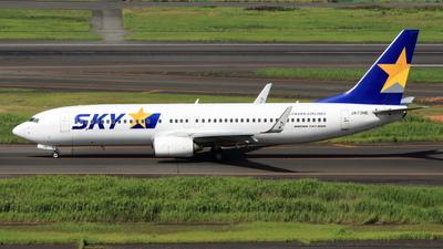 JA73NE - Boeing 737-82Y - Skymark Airlines