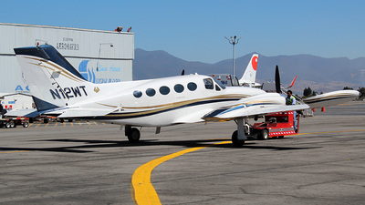 N12WT - Cessna 421B Golden Eagle - Private