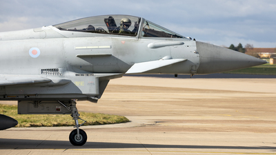 ZK369 - Eurofighter Typhoon FGR.4 - United Kingdom - Royal Air Force (RAF)