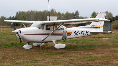 OK-ELM - Reims-Cessna F172M Skyhawk - Elmontex Air