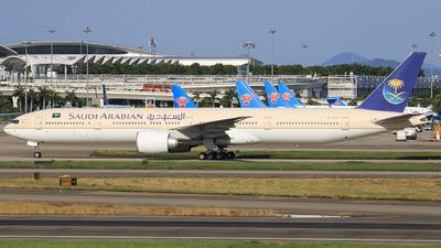 HZ-AK11 - Boeing 777-368ER - Saudi Arabian Airlines