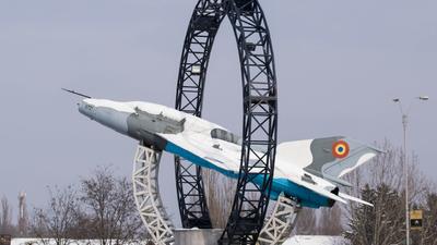 4109 - Mikoyan-Gurevich MiG-21US Mongol B - Romania - Air Force