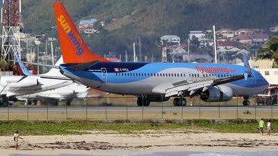 A picture of CFPZA - Boeing 7378K5 - [35134] - © Nigel Steele