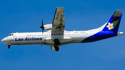 A picture of RDPL34176 - ATR 72500 - Lao Airlines - © Minh Vu