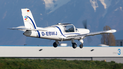 D-EBWJ - Morane-Saulnier MS-880B Rallye Club - Private