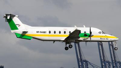 HP-1948BT - Beech 1900D - Bocas Air