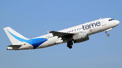 HC-CPB - Airbus A320-233 - TAME Ecuador