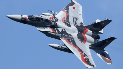 92-8095 - McDonnell Douglas F-15DJ Eagle - Japan - Air Self Defence Force (JASDF)