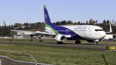 7T-VCT - Boeing 737-8ZQ - Tassili Airlines