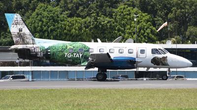 TG-TAY - Embraer EMB-110P1 Bandeirante - TAG Airlines - Transportes Aéreos Guatemaltecos