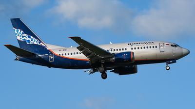 VP-BQI - Boeing 737-5Y0 - Nordavia Regional Airlines