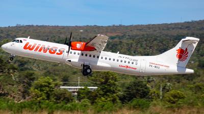 PK-WGU - ATR 72-212A(600) - Wings Air