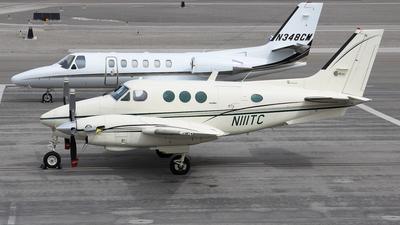 N111TC - Beechcraft E90 King Air - Private