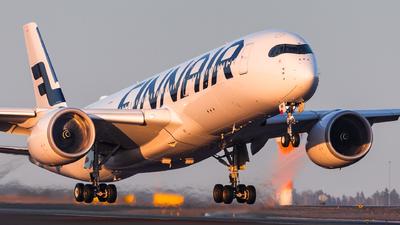 OH-LWM - Airbus A350-941 - Finnair