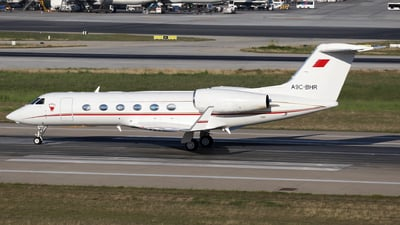 A9C-BHR - Gulfstream G450 - Bahrain - Royal Flight