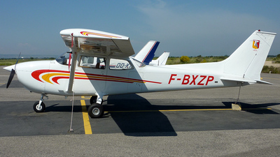 F-BXZP - Reims-Cessna F172M Skyhawk - Private