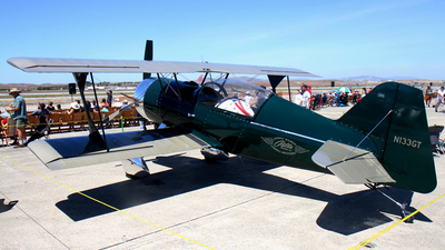 N133GT - Pitts 12S - Private