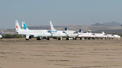 KTUS - Airport - Ramp