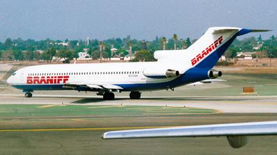 N470BN - Boeing 727-227(Adv) - Braniff International Airways