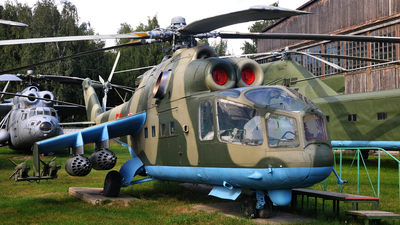 50 - Mil Mi-24 Hind A - Russia - Air Force