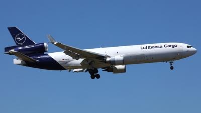 A picture of DALCC - McDonnell Douglas MD11F - Lufthansa Cargo - © D.Kleintz