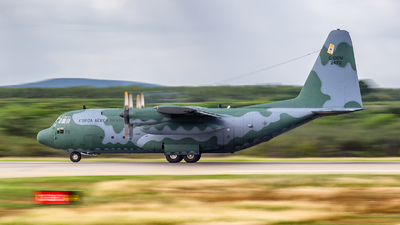 FAB2472 - Lockheed C-130H Hercules - Brazil - Air Force