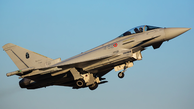 MM7294 - Eurofighter Typhoon EF2000 - Italy - Air Force