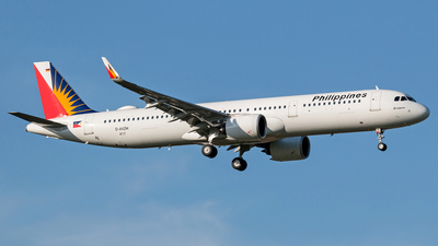 D-AVZM - Airbus A321-271N - Philippine Airlines