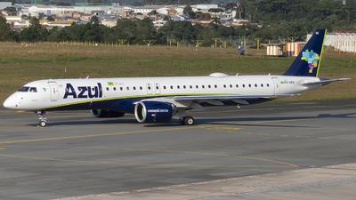 PS-AEH - Embraer 190-400STD - Azul Linhas Aéreas Brasileiras