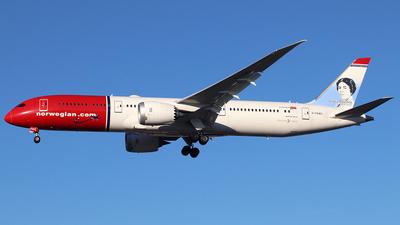 G-CKWU - Boeing 787-9 Dreamliner - Norwegian