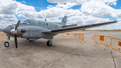 E.22-05 - Beechcraft C90 King Air - Spain - Air Force