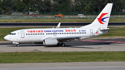 B-5820 - Boeing 737-79P - China Eastern Airlines