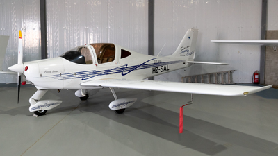 HZ-SAL - Tecnam P2002 Sierra - Private