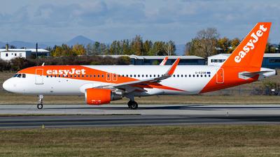 G-EZOR - Airbus A320-214 - easyJet