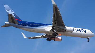 CC-BDB - Boeing 767-316(ER) - LAN Airlines