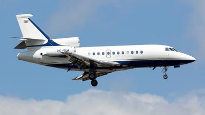 OE-IBN - Dassault Falcon 900EX - Private