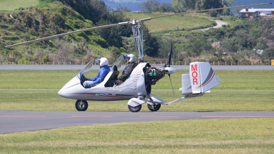 ZK-MOR - AutoGyro Europe MT-03 Eagle - Private