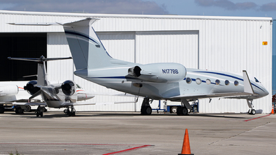 N177BB - Gulfstream G-IV - Private