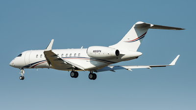 N815PA - Bombardier BD-700-1A11 Global 5000 - Private