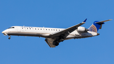 N158GJ - Bombardier CRJ-701 - United Express (GoJet Airlines)