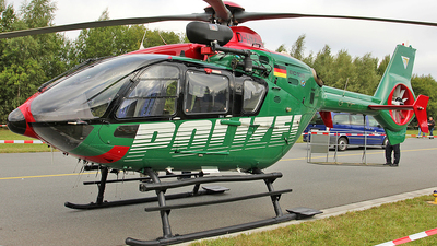 D-HMVP - Eurocopter EC 135P2 - Germany - Police