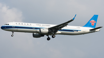 B-8849 - Airbus A321-211 - China Southern Airlines