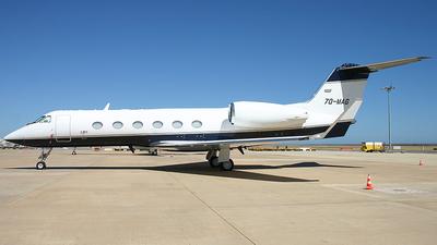 7Q-MAG - Gulfstream G-IV(SP) - Private