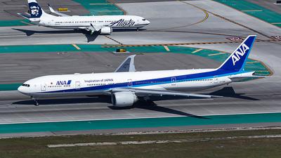 JA778A - Boeing 777-381ER - All Nippon Airways (ANA)