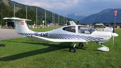 OE-KWR - Diamond DA-40 Diamond Star - Private