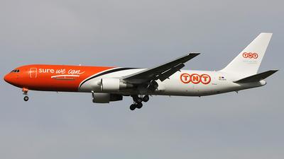 EC-LKV - Boeing 767-383(ER)(BDSF) - TNT (Gestair Cargo)