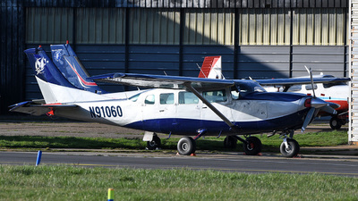 N91060 - Cessna T207 Turbo Skywagon - Private